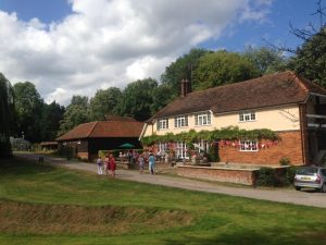Monthly Meeting @ South Weald Parish Hall