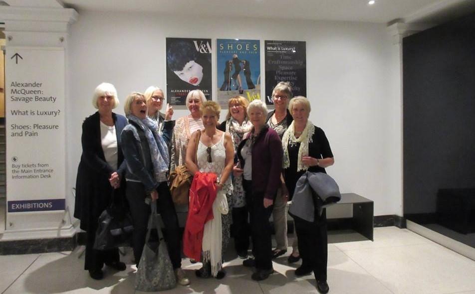 Alexander McQueen - Savage Beauty Exhibition at Victoria & Albert Museum