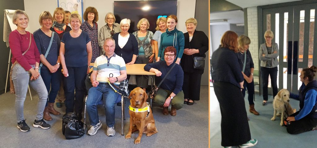 Guide Dogs Training Centre - 11th May 2016